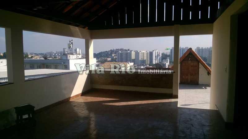 TERRAÇO 2 - Casa À VENDA, Vila da Penha, Rio de Janeiro, RJ - VCA40012 - 28