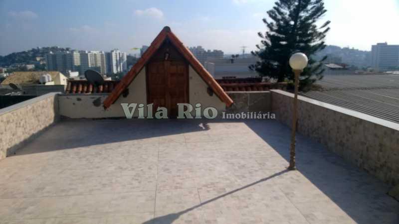 TERRAÇO 3 - Casa À VENDA, Vila da Penha, Rio de Janeiro, RJ - VCA40012 - 29