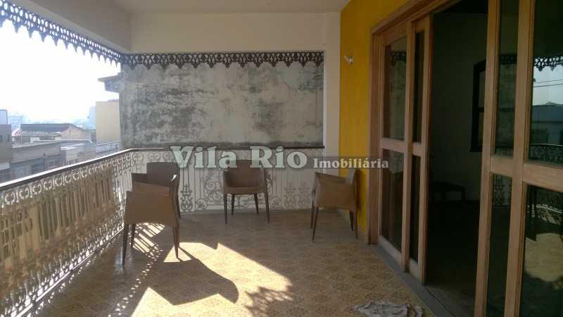 VARANDA 2 - Casa 4 quartos à venda Vila da Penha, Rio de Janeiro - R$ 780.000 - VCA40012 - 30