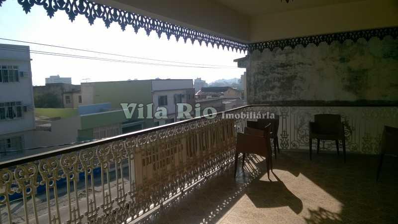 VARANDA - Casa 4 quartos à venda Vila da Penha, Rio de Janeiro - R$ 780.000 - VCA40012 - 31