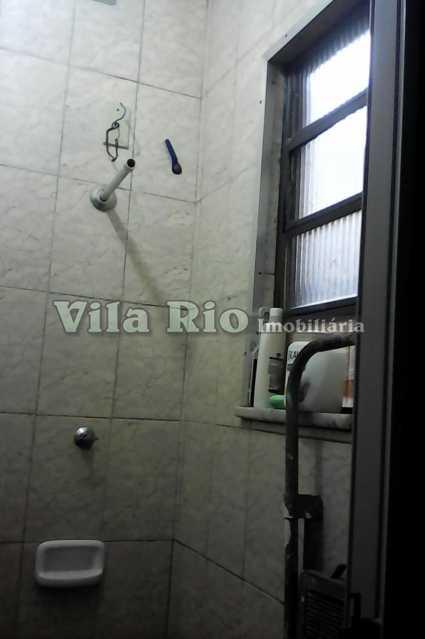 BANHEIRO - Kitnet/Conjugado Vila Kosmos,Rio de Janeiro,RJ À Venda,1 Quarto,18m² - VKI10001 - 7