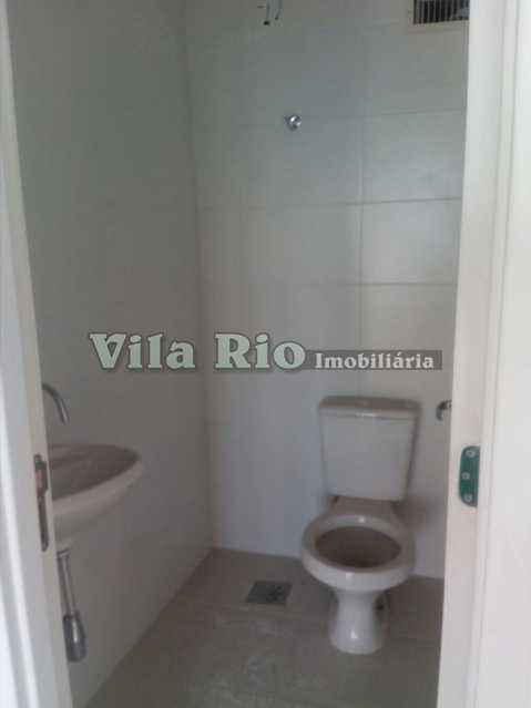 BANHEIRO - Sala Comercial Para Venda e Aluguel - Vila da Penha - Rio de Janeiro - RJ - VSL00008 - 5