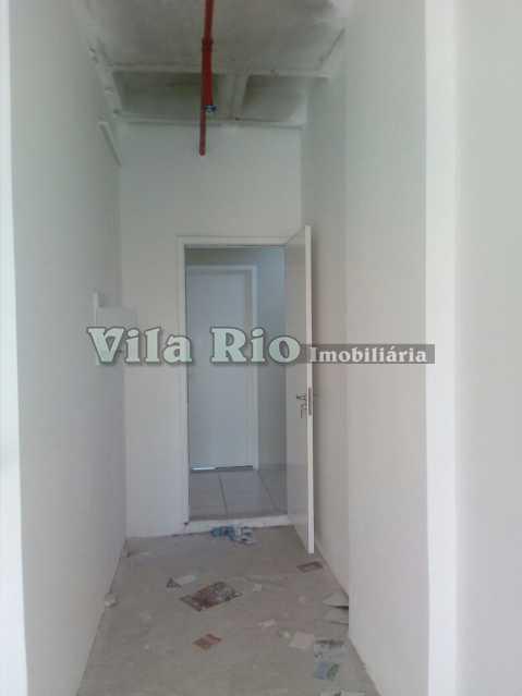 SALA1.1 - Sala Comercial Para Venda e Aluguel - Vila da Penha - Rio de Janeiro - RJ - VSL00008 - 8