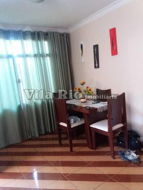 SALA1.1 - Casa 4 quartos à venda Jardim América, Rio de Janeiro - R$ 426.000 - VCA40014 - 3