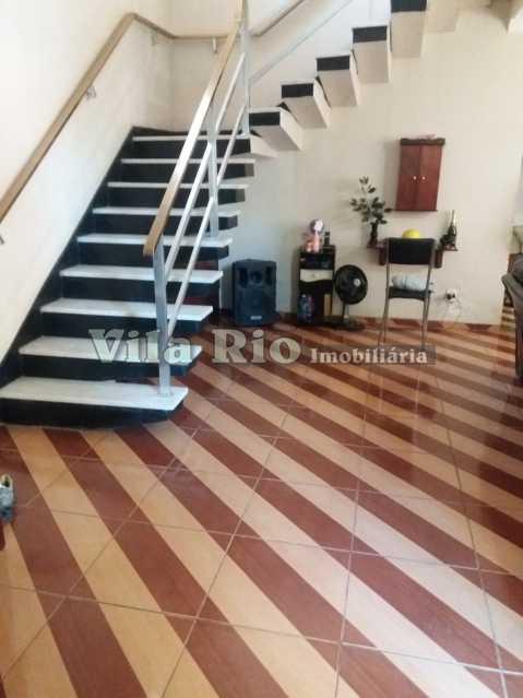 SALA1.2 - Casa 4 quartos à venda Jardim América, Rio de Janeiro - R$ 426.000 - VCA40014 - 4