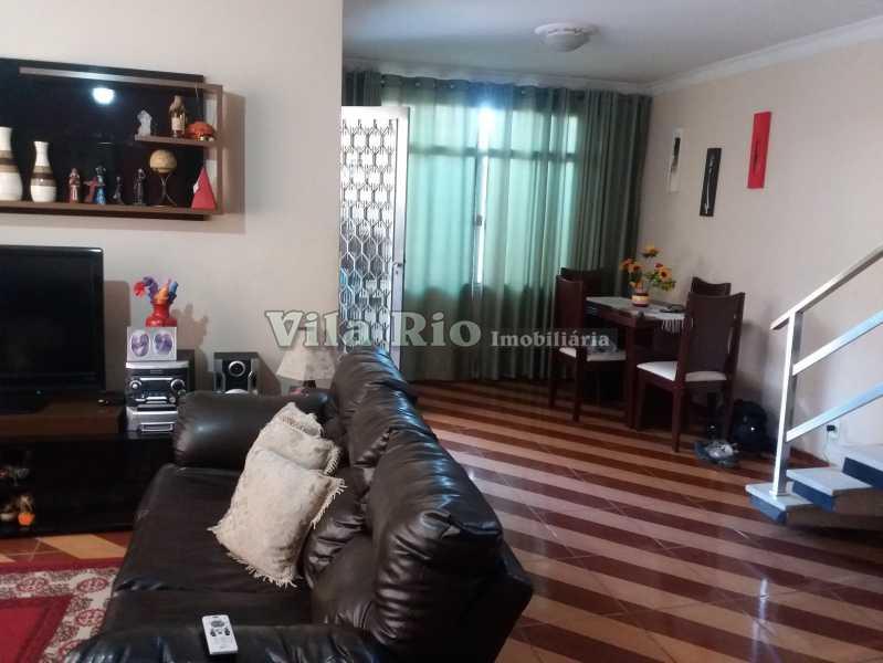 SALA1 - Casa 4 quartos à venda Jardim América, Rio de Janeiro - R$ 426.000 - VCA40014 - 5
