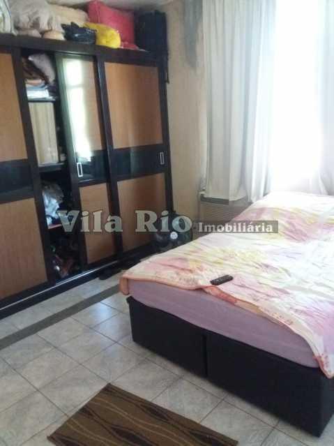 QUARTO1.1 - Casa 4 quartos à venda Jardim América, Rio de Janeiro - R$ 426.000 - VCA40014 - 6