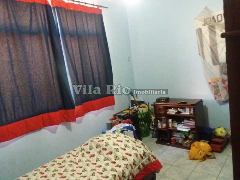 QUARTO2 - Casa 4 quartos à venda Jardim América, Rio de Janeiro - R$ 426.000 - VCA40014 - 8