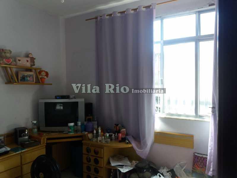 QUARTO3 - Casa 4 quartos à venda Jardim América, Rio de Janeiro - R$ 426.000 - VCA40014 - 9