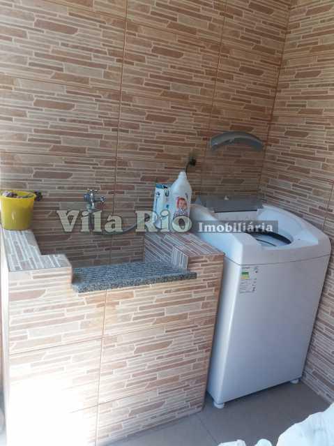 ÁREA - Casa 4 quartos à venda Jardim América, Rio de Janeiro - R$ 426.000 - VCA40014 - 11