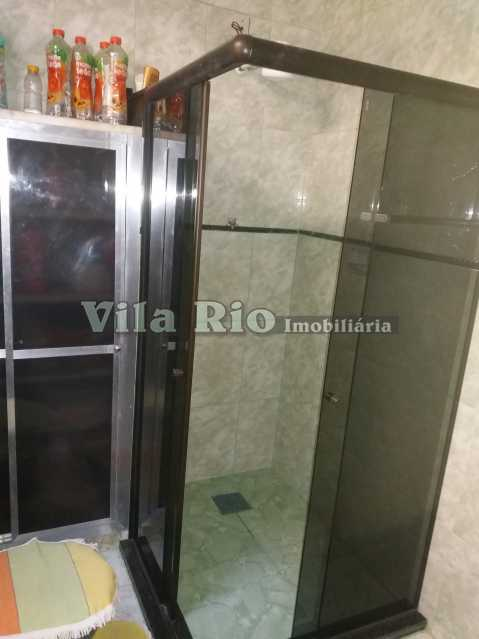 BANHEIRO - Casa 4 quartos à venda Jardim América, Rio de Janeiro - R$ 426.000 - VCA40014 - 12