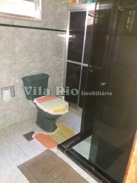 BANHEIRO1.1 - Casa 4 quartos à venda Jardim América, Rio de Janeiro - R$ 426.000 - VCA40014 - 13