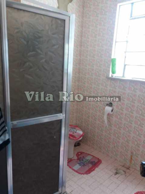 BANHEIRO3 - Casa 4 quartos à venda Jardim América, Rio de Janeiro - R$ 426.000 - VCA40014 - 16