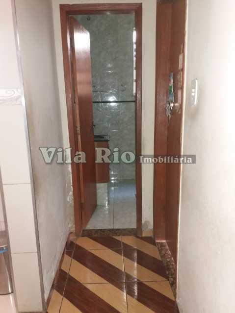 CIRCULAÇÃO - Casa 4 quartos à venda Jardim América, Rio de Janeiro - R$ 426.000 - VCA40014 - 17