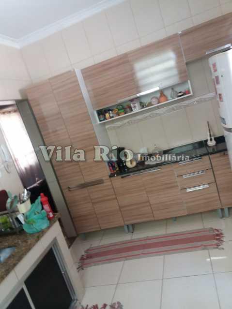 COZINHA1.2 - Casa 4 quartos à venda Jardim América, Rio de Janeiro - R$ 426.000 - VCA40014 - 22