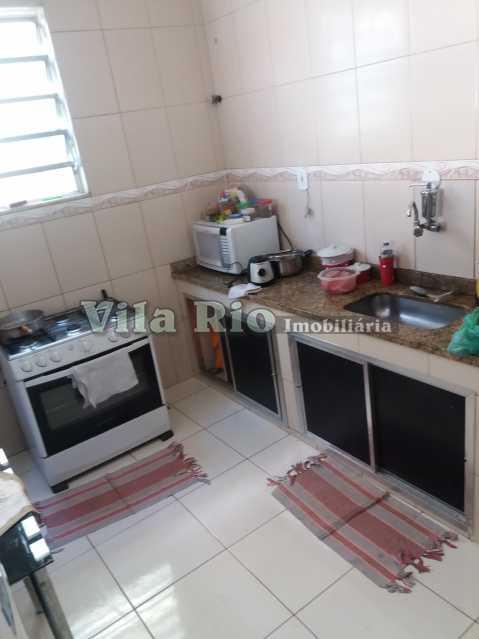 COZINHA1 - Casa 4 quartos à venda Jardim América, Rio de Janeiro - R$ 426.000 - VCA40014 - 23