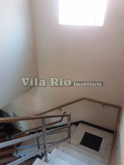 ESCADA - Casa 4 quartos à venda Jardim América, Rio de Janeiro - R$ 426.000 - VCA40014 - 24
