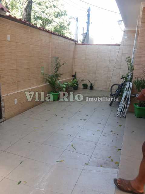 FRENTE - Casa 4 quartos à venda Jardim América, Rio de Janeiro - R$ 426.000 - VCA40014 - 25