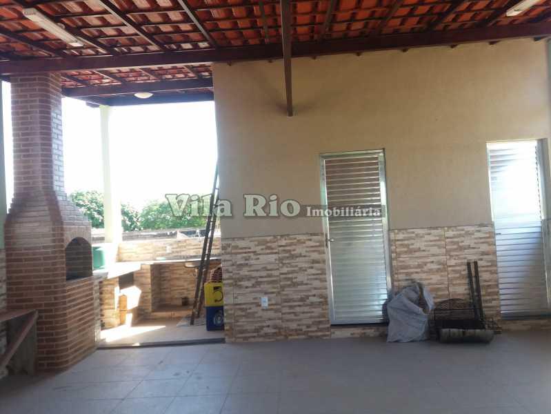 TERRAÇO - Casa 4 quartos à venda Jardim América, Rio de Janeiro - R$ 426.000 - VCA40014 - 26