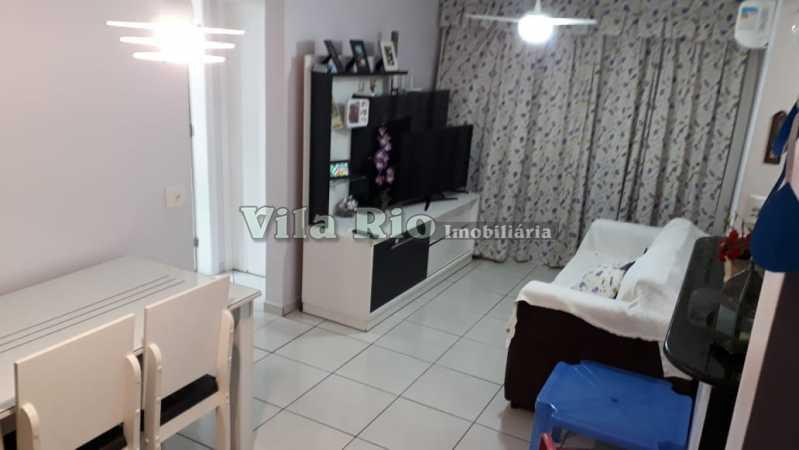 SALA - Apartamento 2 quartos à venda Engenho da Rainha, Rio de Janeiro - R$ 185.000 - VAP20258 - 1