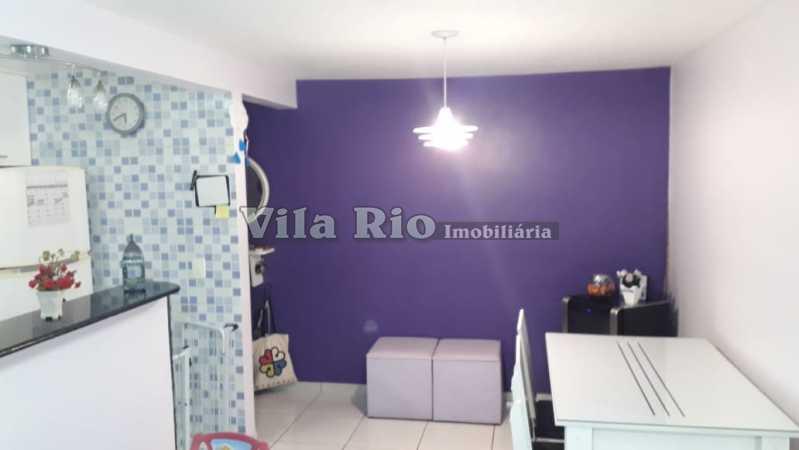 SALA1.1 - Apartamento 2 quartos à venda Engenho da Rainha, Rio de Janeiro - R$ 165.000 - VAP20258 - 3