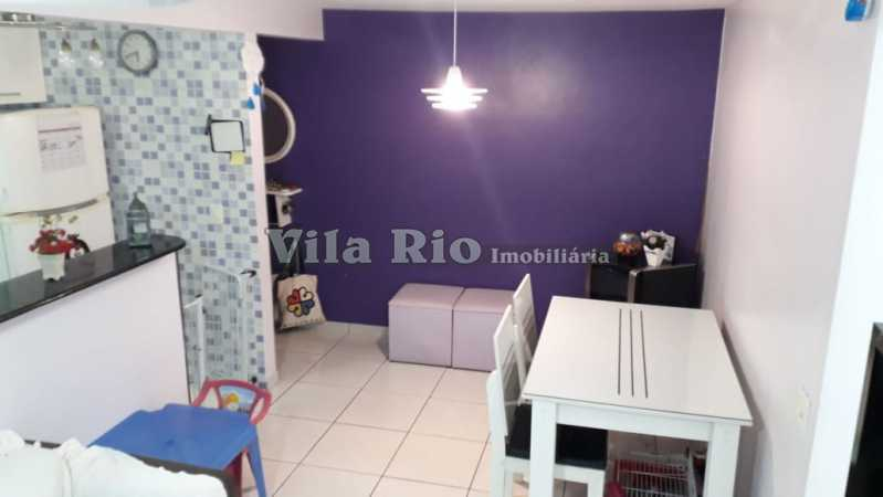SALA1 - Apartamento 2 quartos à venda Engenho da Rainha, Rio de Janeiro - R$ 165.000 - VAP20258 - 4