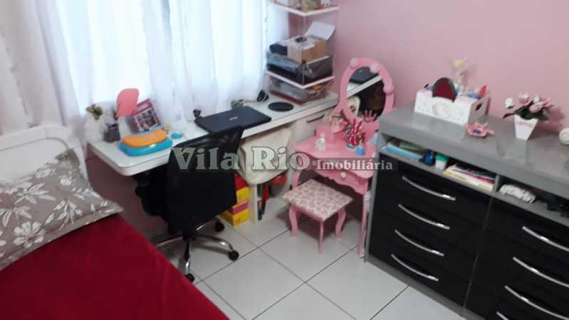 QUARTO1.1 - Apartamento 2 quartos à venda Engenho da Rainha, Rio de Janeiro - R$ 165.000 - VAP20258 - 5