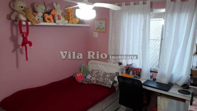 QUARTO1 - Apartamento 2 quartos à venda Engenho da Rainha, Rio de Janeiro - R$ 185.000 - VAP20258 - 7
