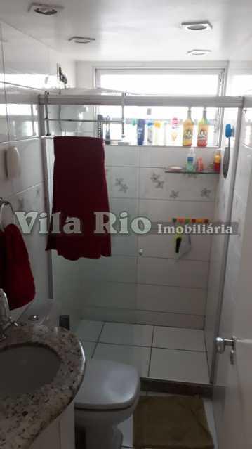 BANHEIRO - Apartamento 2 quartos à venda Engenho da Rainha, Rio de Janeiro - R$ 185.000 - VAP20258 - 9