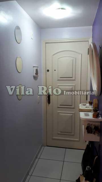 CIRCULAÇÃO - Apartamento 2 quartos à venda Engenho da Rainha, Rio de Janeiro - R$ 165.000 - VAP20258 - 11