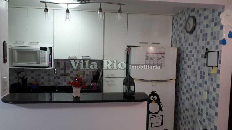 COZINHA - Apartamento 2 quartos à venda Engenho da Rainha, Rio de Janeiro - R$ 185.000 - VAP20258 - 12