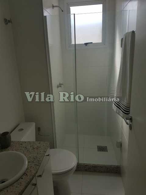 BANHEIRO 1 - Apartamento 2 quartos à venda Olaria, Rio de Janeiro - R$ 333.000 - VAP20259 - 5