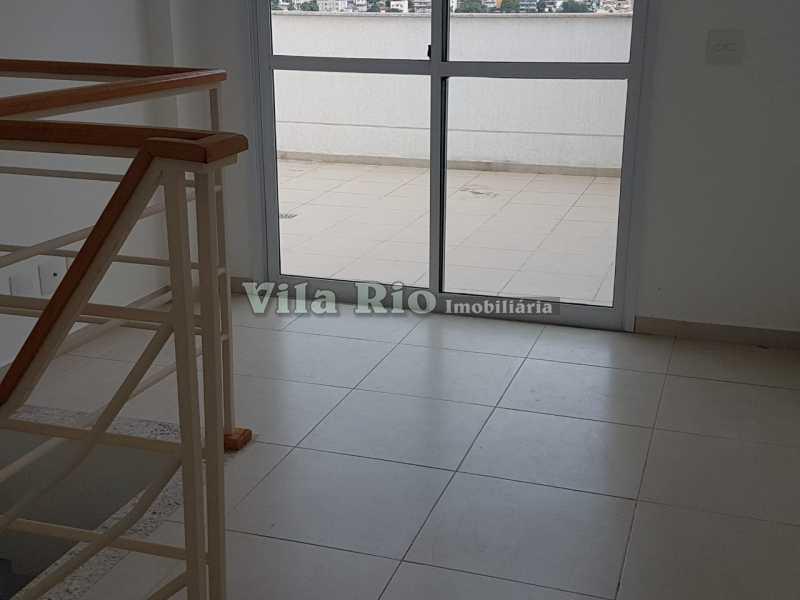 CIRCULAÇÃO INTERNA - Apartamento 2 quartos à venda Olaria, Rio de Janeiro - R$ 333.000 - VAP20259 - 7