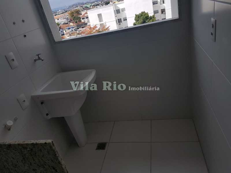 AREA 2 - Apartamento 2 quartos à venda Olaria, Rio de Janeiro - R$ 333.000 - VAP20259 - 9