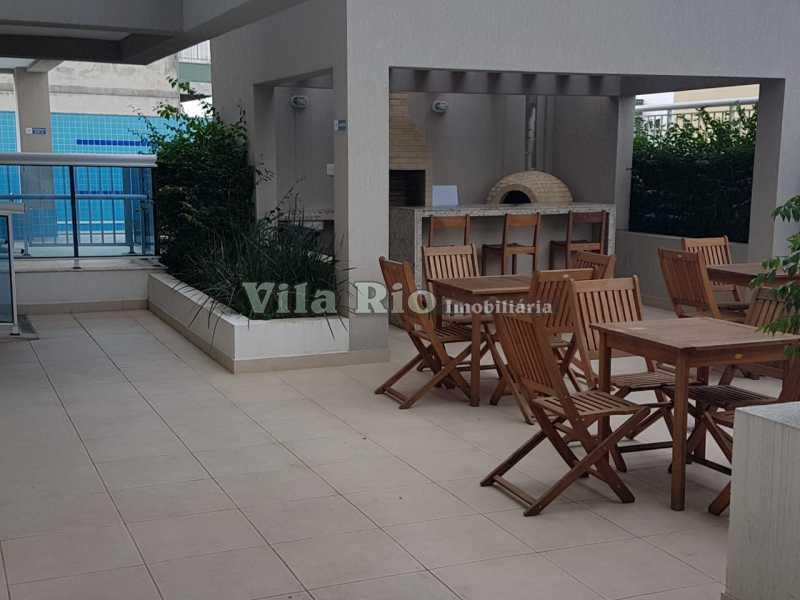 CHURRASQUEIRA - Apartamento 2 quartos à venda Olaria, Rio de Janeiro - R$ 333.000 - VAP20259 - 12