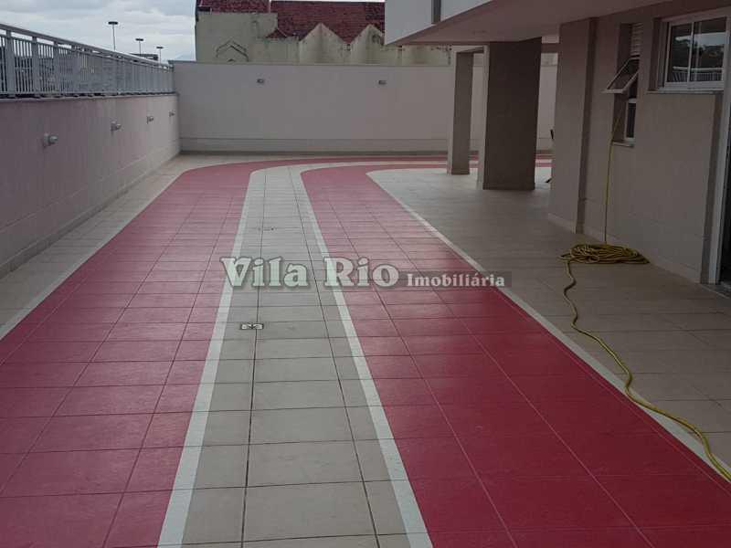 GARAGEM - Apartamento 2 quartos à venda Olaria, Rio de Janeiro - R$ 333.000 - VAP20259 - 14