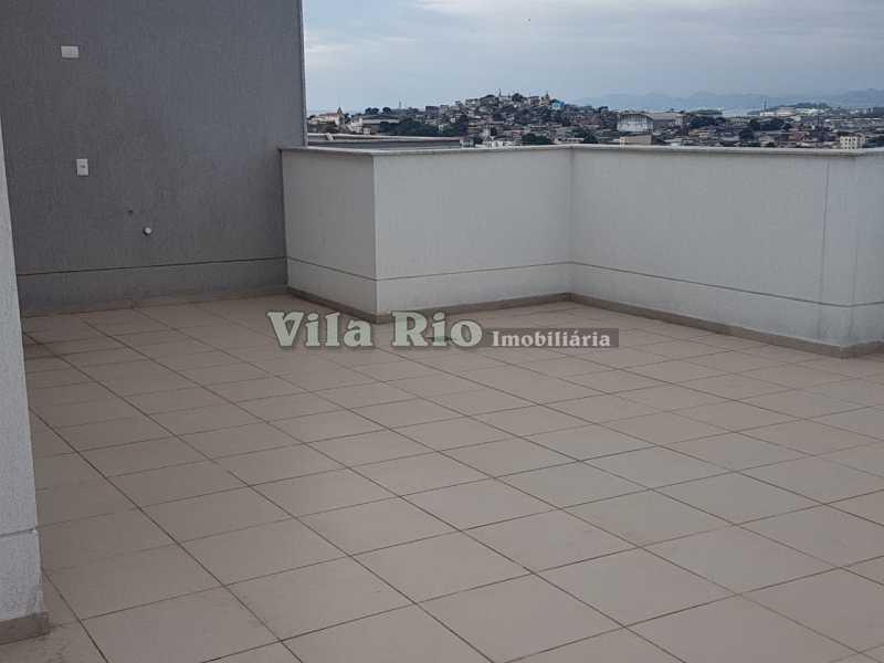 TERRAÇO - Apartamento 2 quartos à venda Olaria, Rio de Janeiro - R$ 333.000 - VAP20259 - 19
