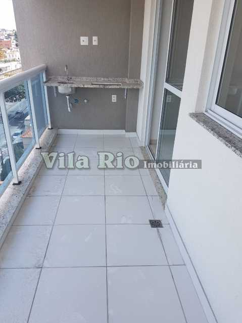 VARANDA - Apartamento 2 quartos à venda Olaria, Rio de Janeiro - R$ 333.000 - VAP20259 - 20