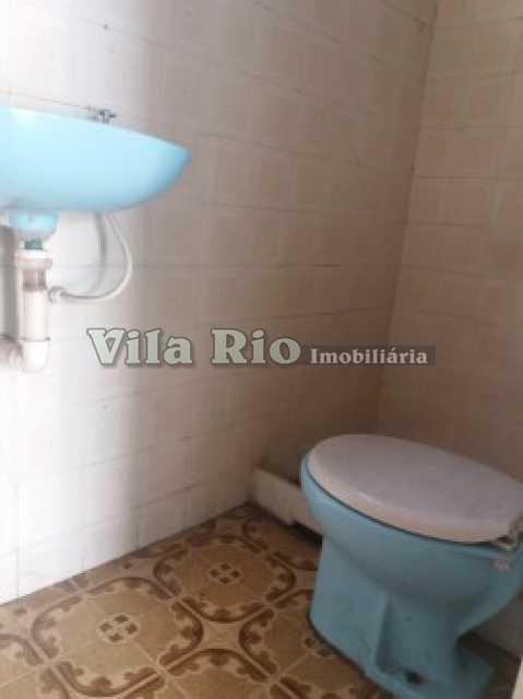 BANHEIRO - Kitnet/Conjugado 26m² para alugar Irajá, Rio de Janeiro - R$ 400 - VKI10002 - 7