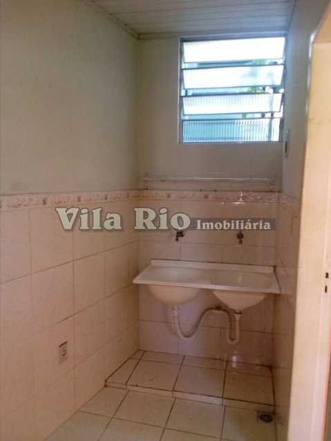 COZINHA 1 - Kitnet/Conjugado 26m² para alugar Irajá, Rio de Janeiro - R$ 400 - VKI10002 - 8