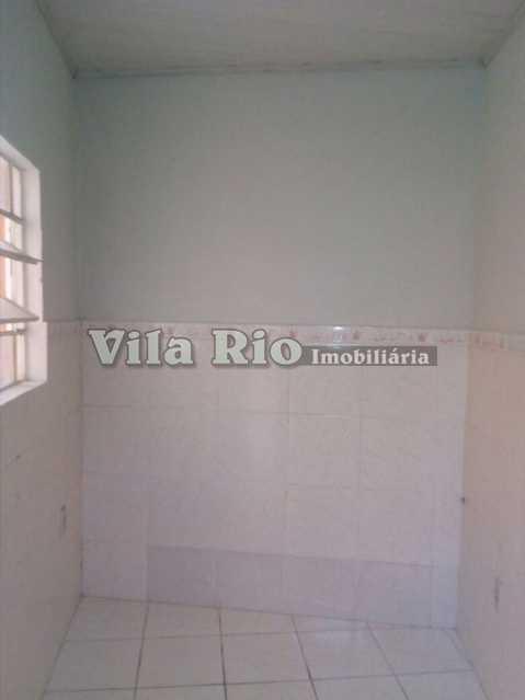 COZINHA - Kitnet/Conjugado 26m² para alugar Irajá, Rio de Janeiro - R$ 400 - VKI10002 - 10