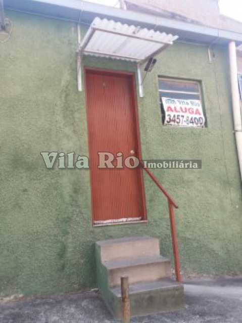 ENTRADA - Kitnet/Conjugado 26m² para alugar Irajá, Rio de Janeiro - R$ 400 - VKI10002 - 11