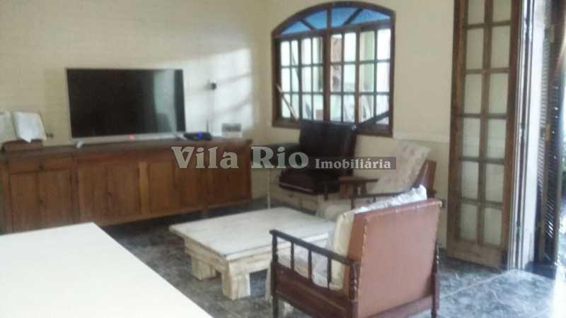 SALA 1 - Casa À VENDA, Engenho da Rainha, Rio de Janeiro, RJ - VCA40015 - 1
