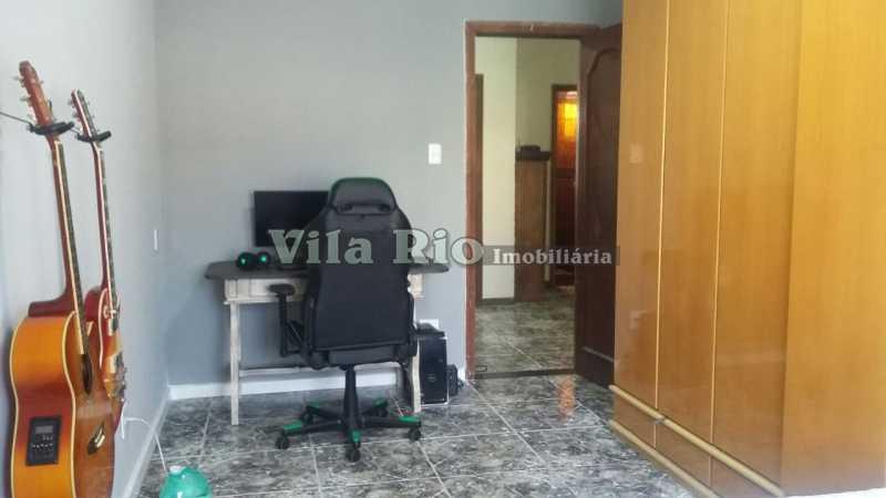 QUARTO - Casa À VENDA, Engenho da Rainha, Rio de Janeiro, RJ - VCA40015 - 8