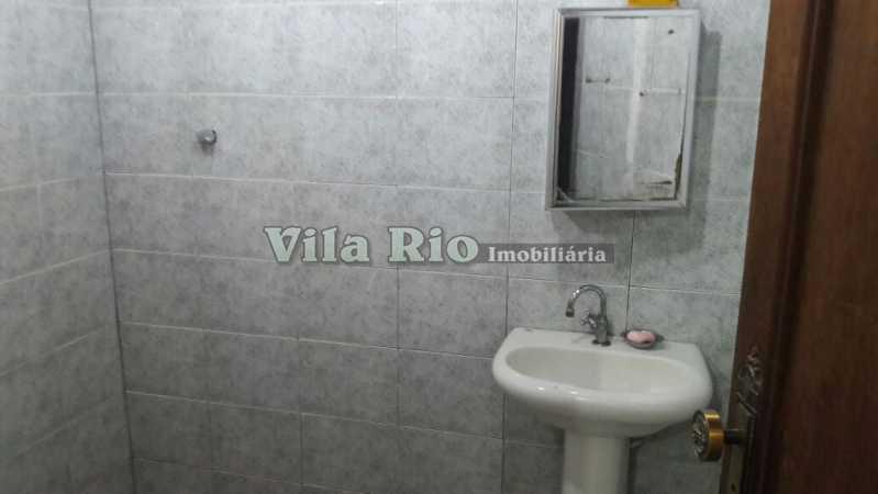 BANHEIRO - Casa À VENDA, Engenho da Rainha, Rio de Janeiro, RJ - VCA40015 - 9
