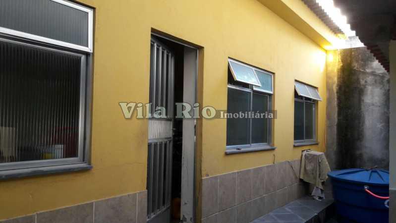 CASA FUNDOS - Casa À VENDA, Engenho da Rainha, Rio de Janeiro, RJ - VCA40015 - 12