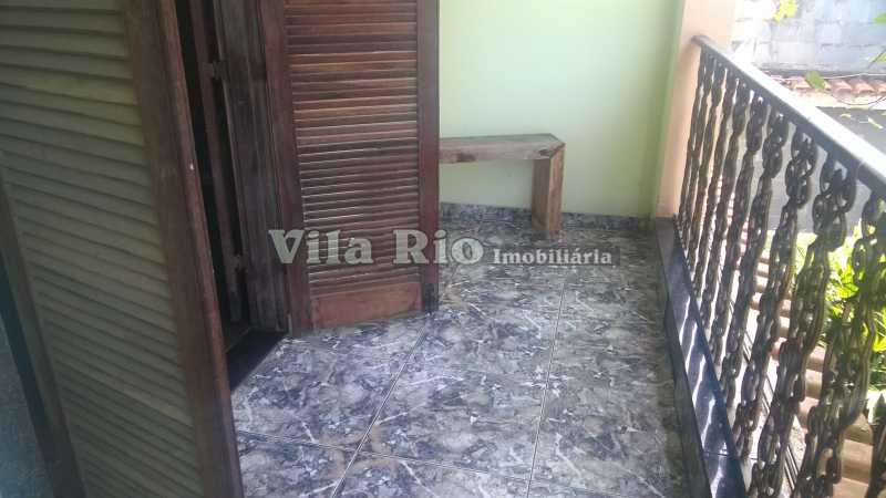 VARANDA - Casa À VENDA, Engenho da Rainha, Rio de Janeiro, RJ - VCA40015 - 30