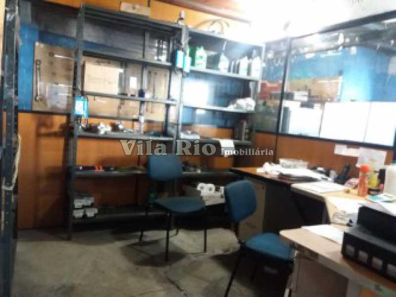 SALA7 - Galpão 144m² para venda e aluguel Parada de Lucas, Rio de Janeiro - R$ 1.300.000 - VGA00013 - 11