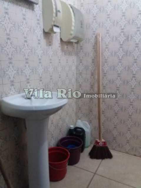 BANHEIRO - Galpão 144m² para venda e aluguel Parada de Lucas, Rio de Janeiro - R$ 1.300.000 - VGA00013 - 13