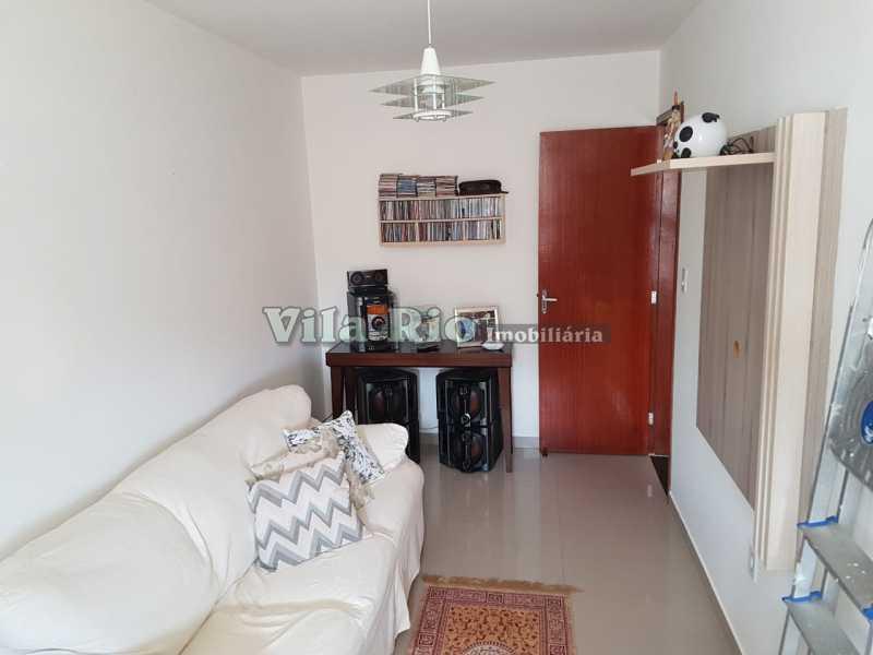 SALA 3 - Casa 2 quartos à venda Vicente de Carvalho, Rio de Janeiro - R$ 280.000 - VCA20025 - 4